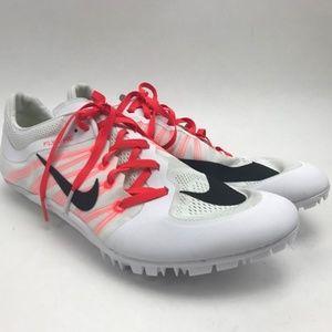 Nike 705373 101 Men's Zoom Ja Fly 2 White Red sz 1